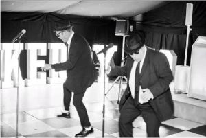 blues brothers tribute show